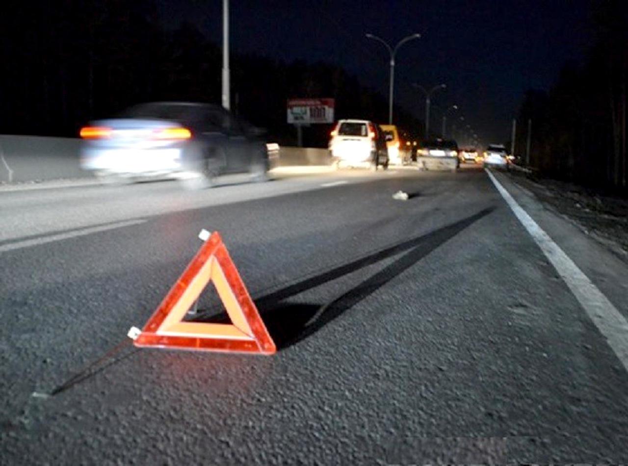 Дорожно-транспортное происшествие в с.п. Экажево