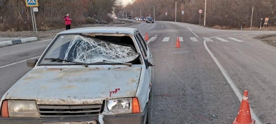 """Дорожно-транспортное происшествие на 568 километре  ФАД """"Кавказ"""""""