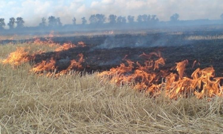Пожар в сельском поселении Экажево