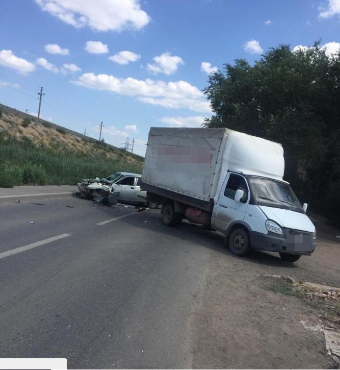 """Дорожно-транспортное происшествие по ФАД """"Кавказ"""" Р-217"""