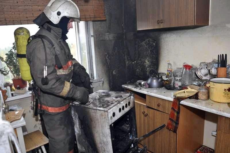 Пожар в сельском поселении Сурхахи